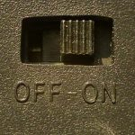 sliding switch